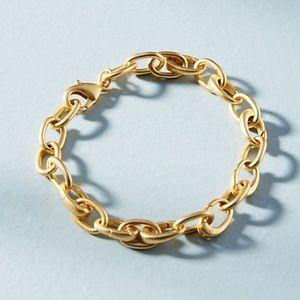 Anthropologie Chain Link Bracelet  NWT